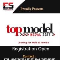 Registration Open for Top Model Nepal