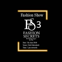 Fashion Secret's – 3 going to show in 7th June in Thamel