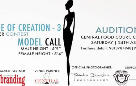 Voyage Of Creation 3 Fashion Designing Competition Your Fashion Home Nepal Official Fashion Site